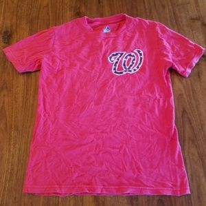 Harper Nationals' T-shirt